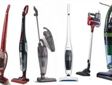 Рейтинг вертикальных пылесосов для дома: как выбрать, популярные модели